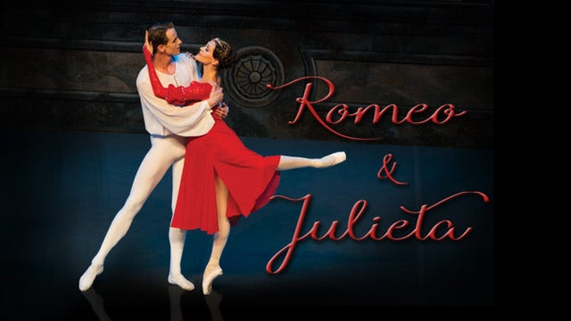 Romeo And Juliet at Cincinnati Music Hall