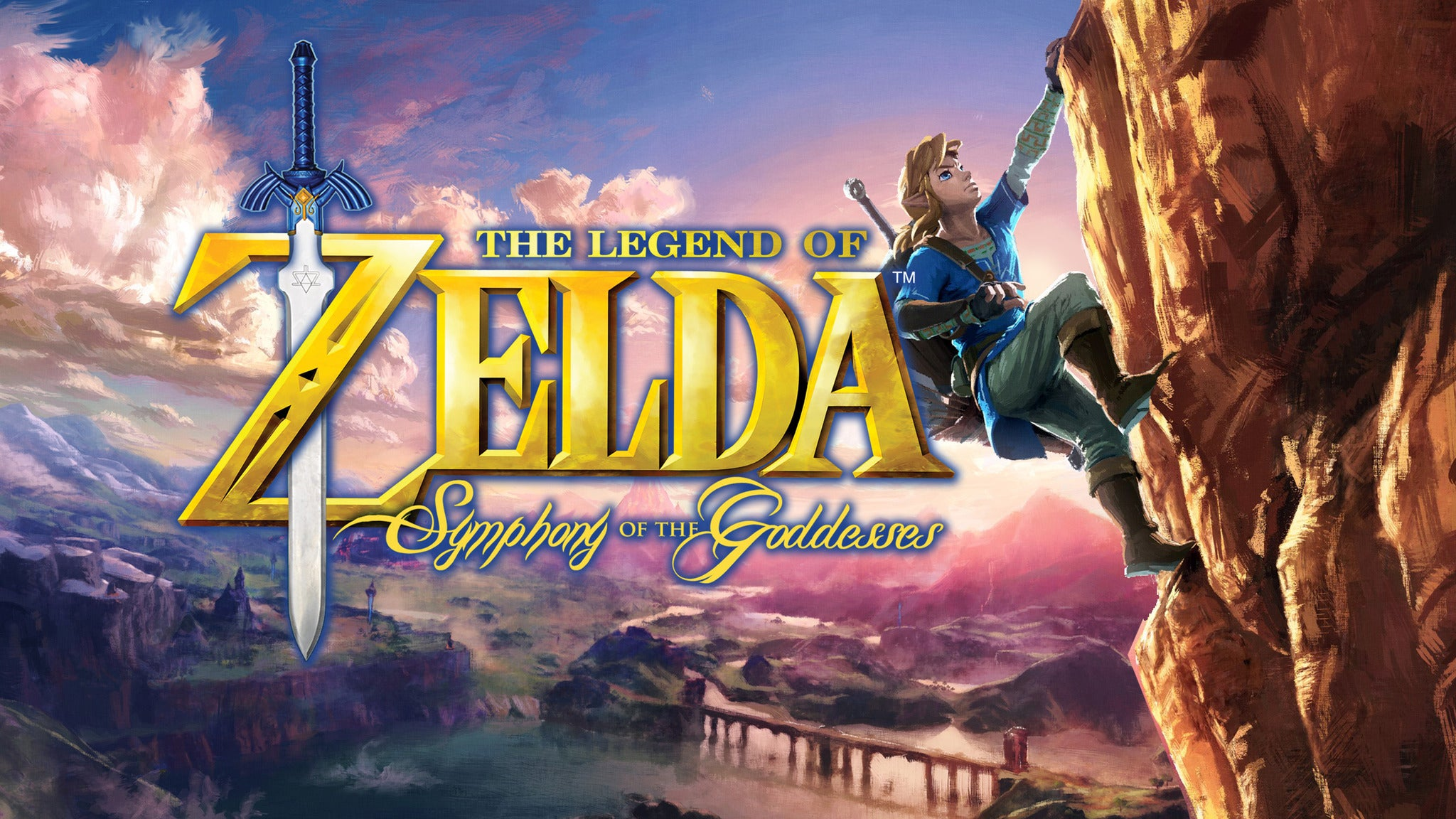 The Legend of Zelda: Symphony of the Goddesses.