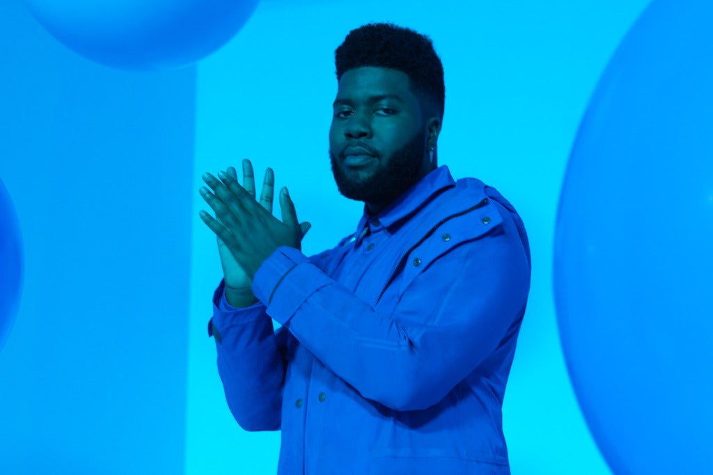 Khalid: Free Spirit Tour Hydro Seating Plan