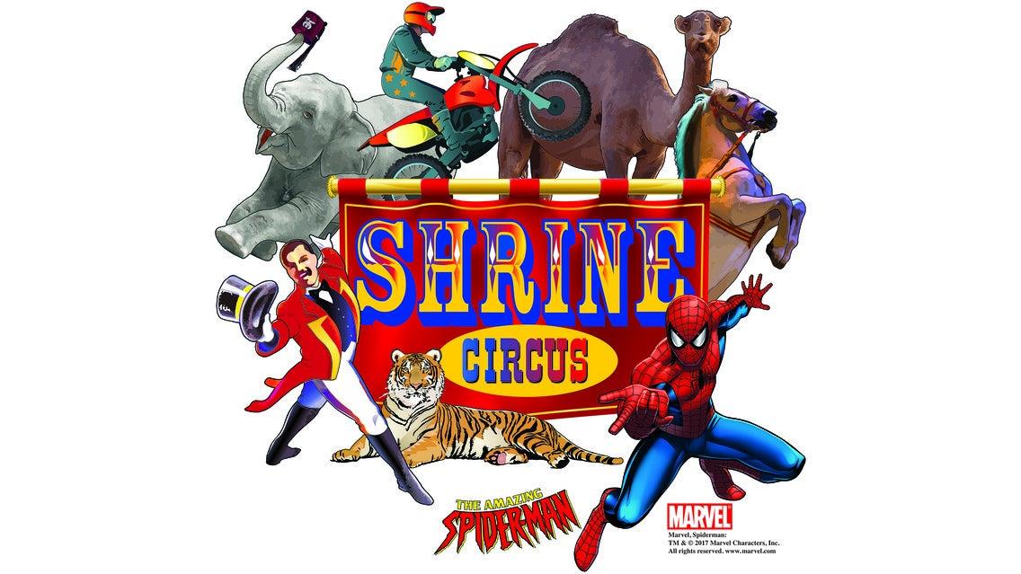Shrine Circus | JACKSON, TN | Oman Arena | October 12, 2017