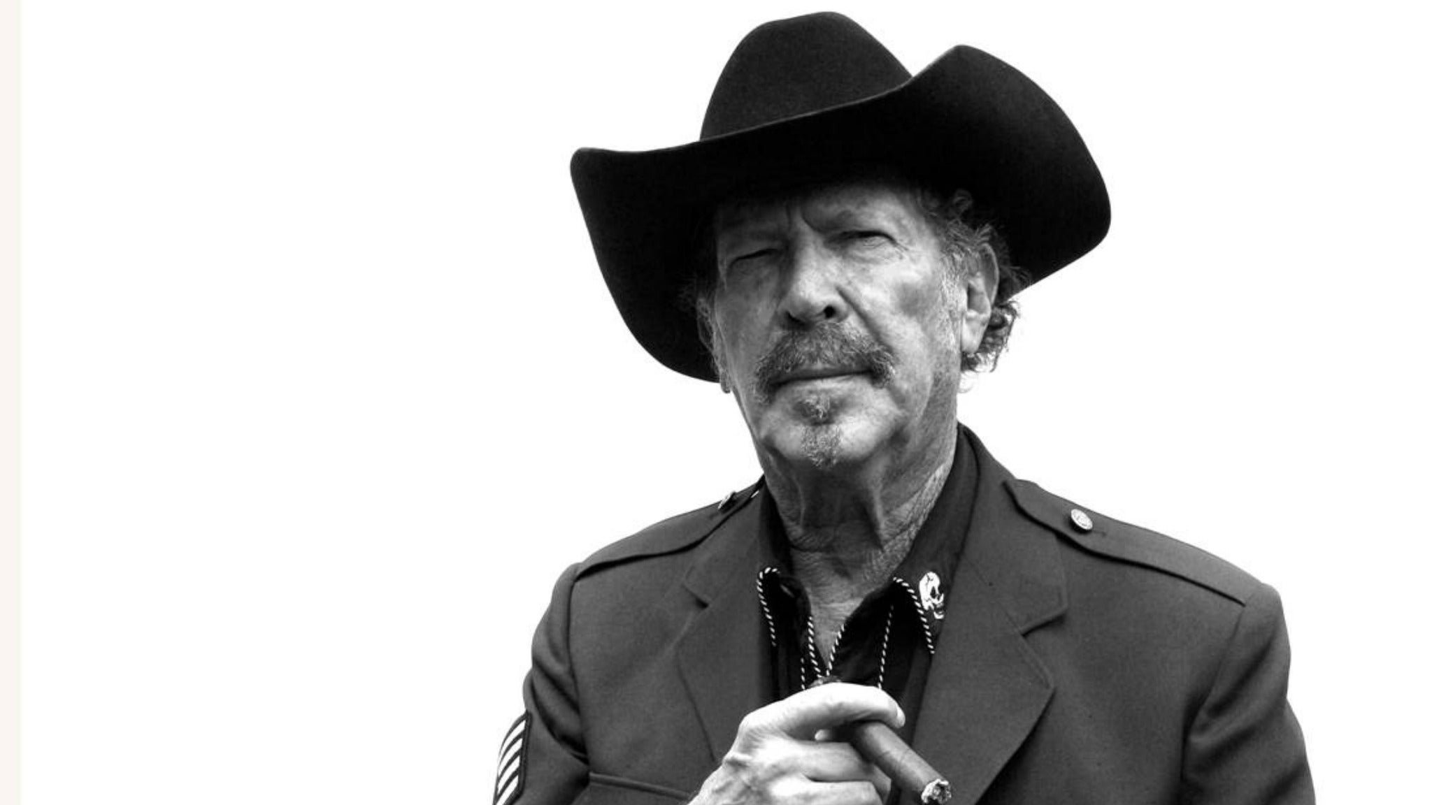 Kinky Friedman with Brian Molnar at SPACE