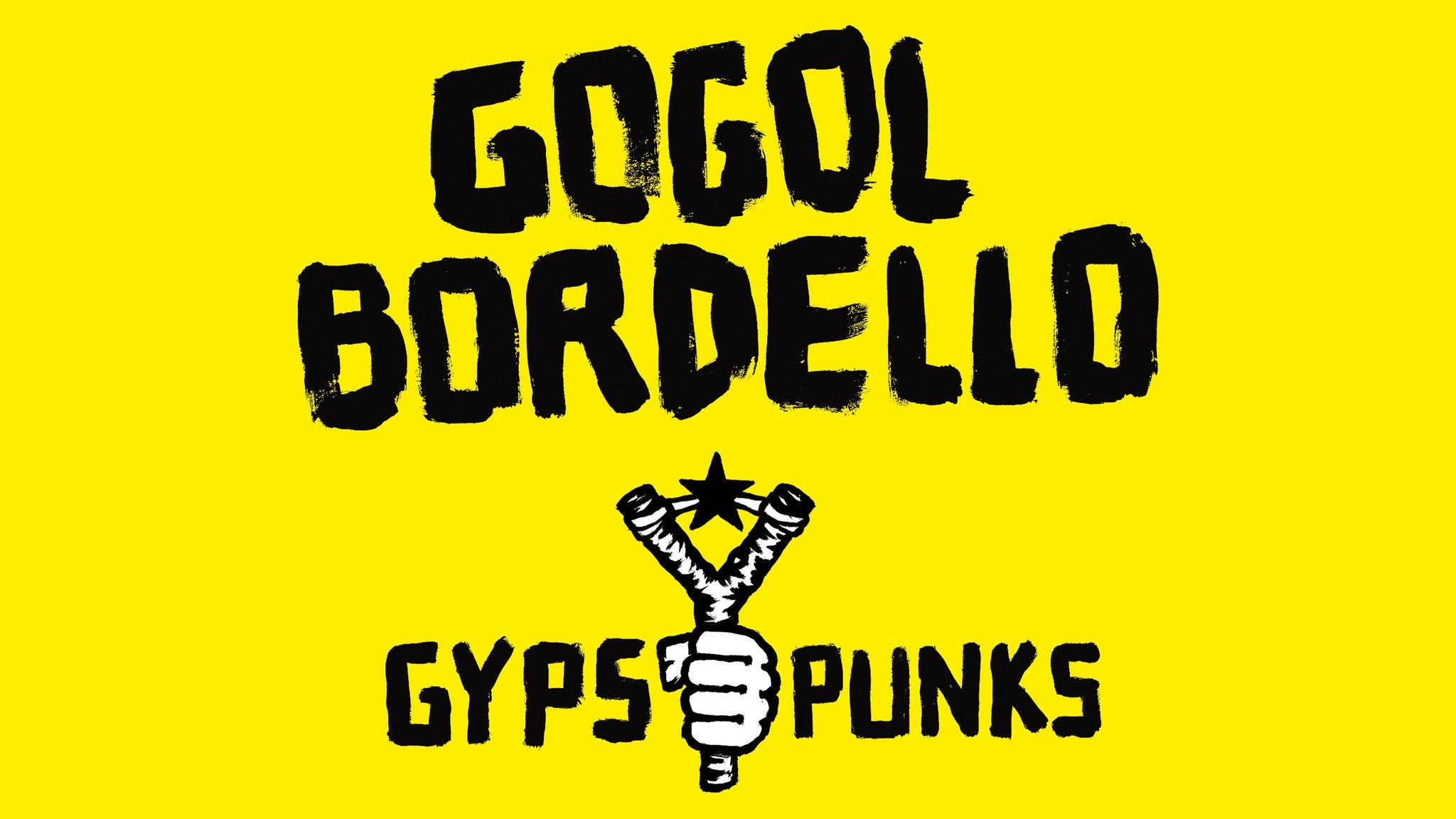 Gogol Bordello at Galaxy Theatre - Santa Ana, CA 92704
