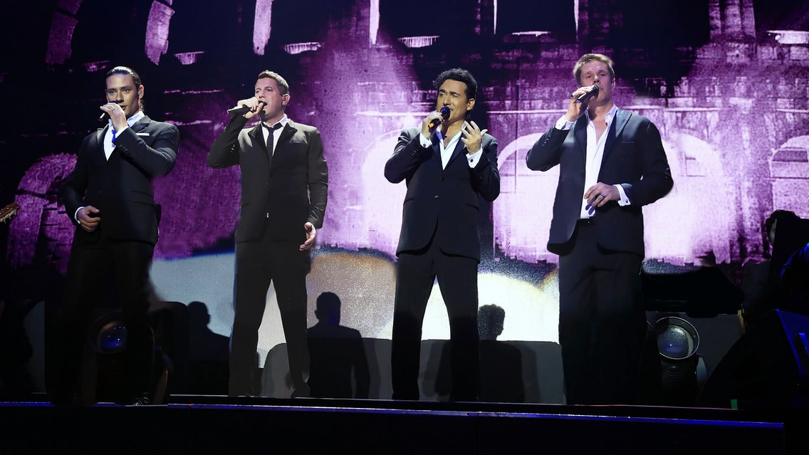 Il Divo Castles and Country Tour - Car Parking