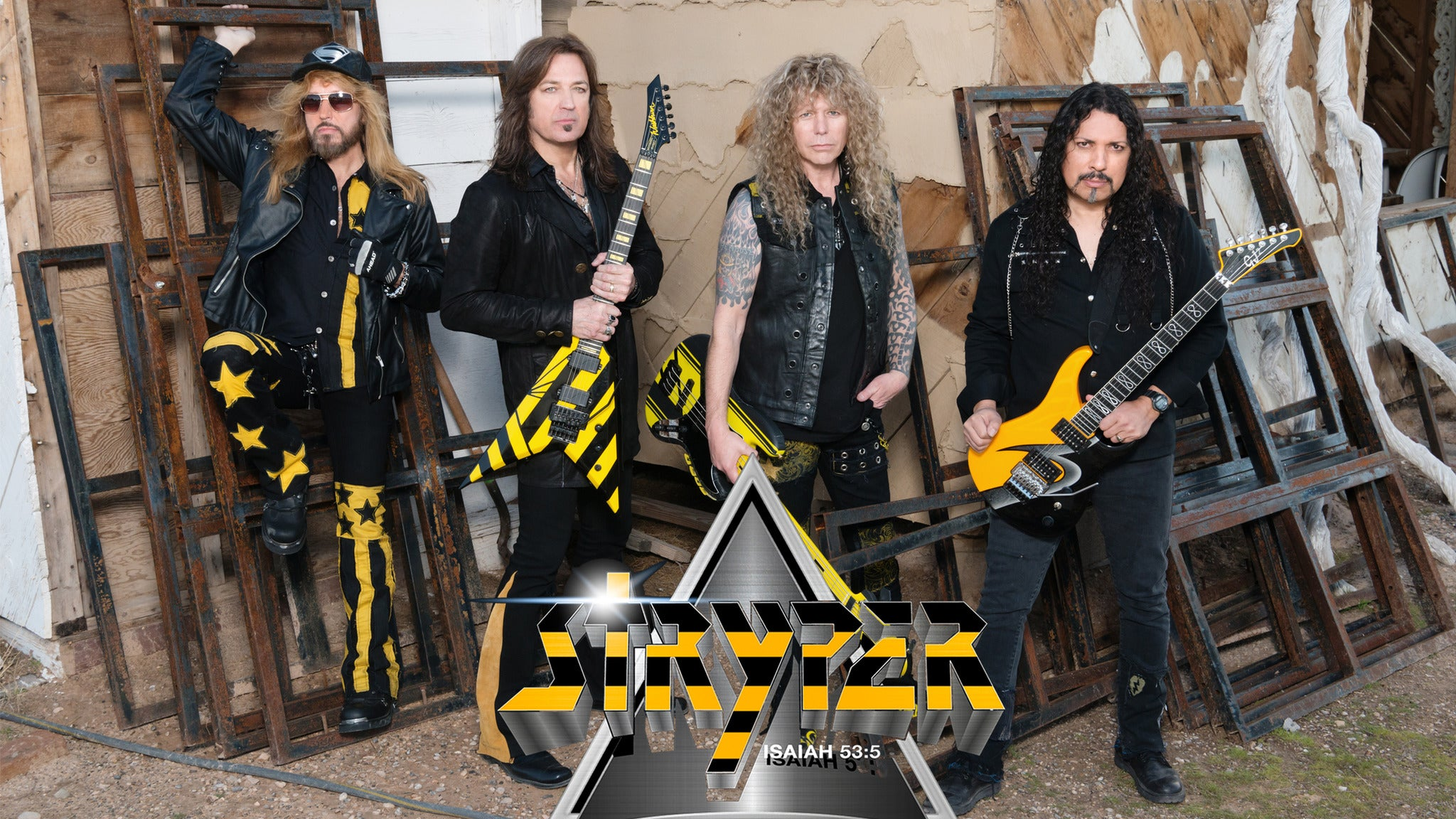 Stryper, Worldview, T Clemente Band, The Sky Club