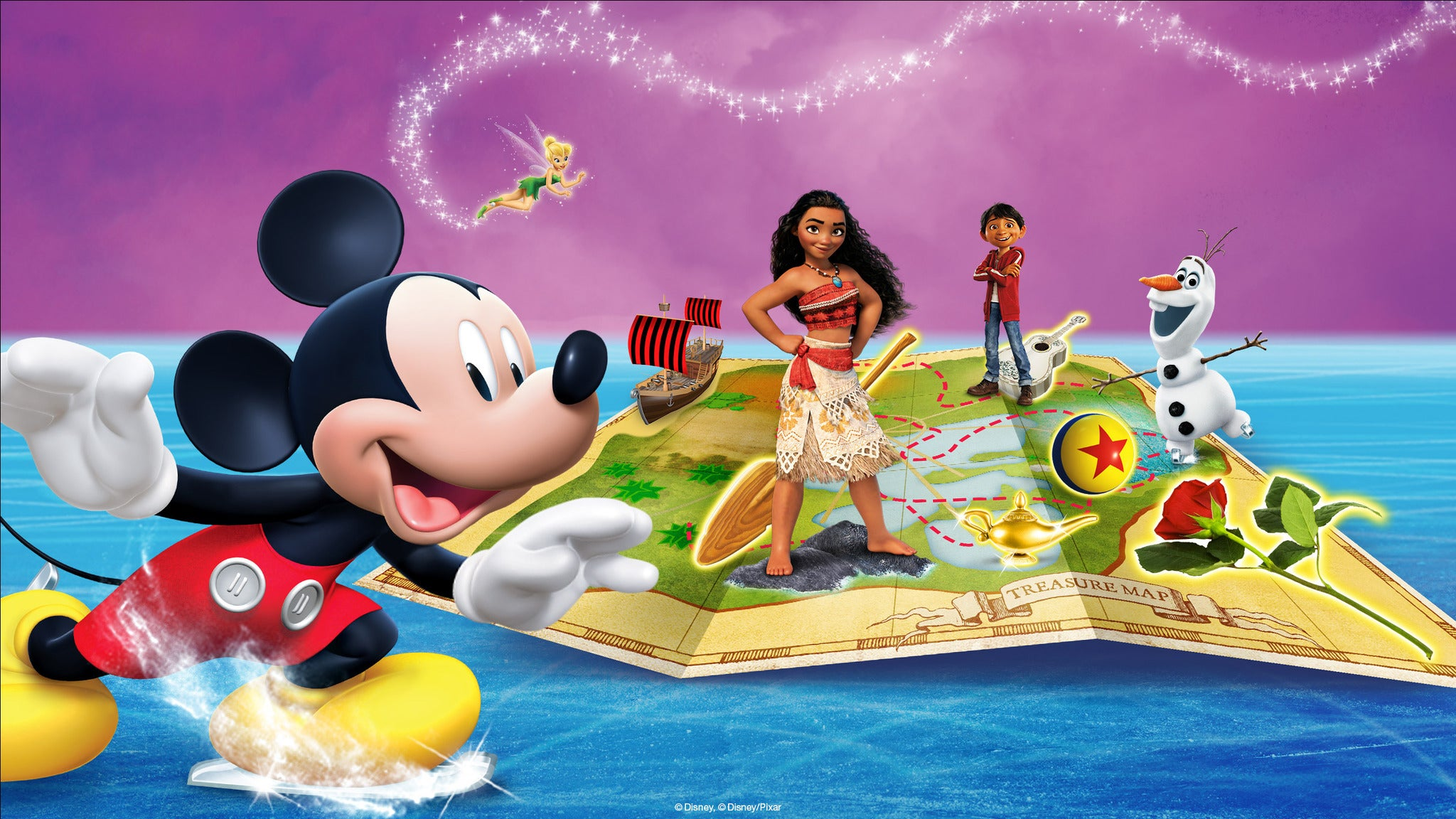 SORRY, THIS EVENT IS NO LONGER ACTIVE<br>Disney On Ice: Mickey's Search Party - Philadelphia, PA 19148