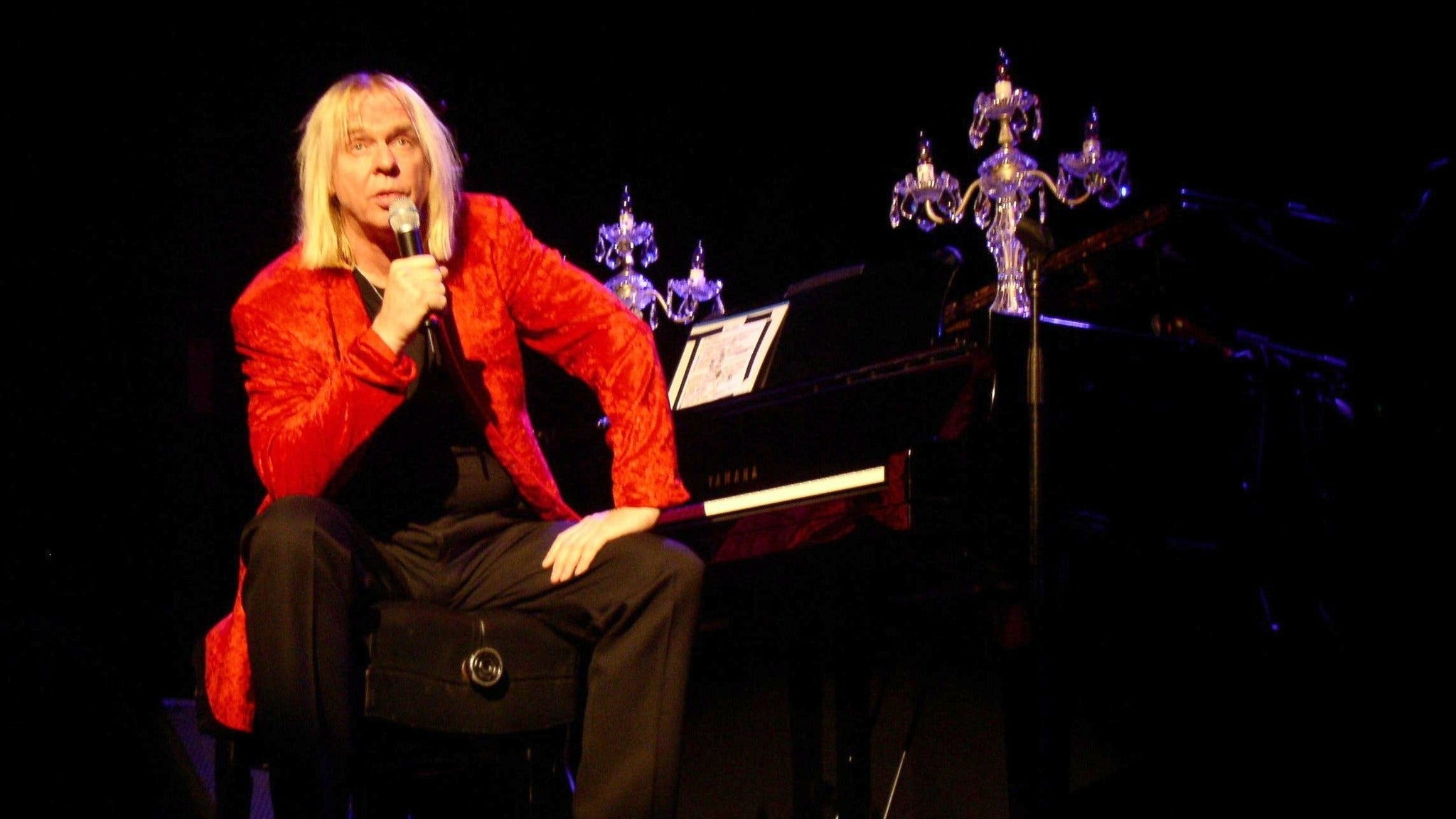 Rick Wakeman at Ridgefield Playhouse