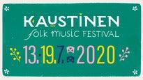 Kaustinen Folk Music Festival 2020 VIIKKOLIPPU