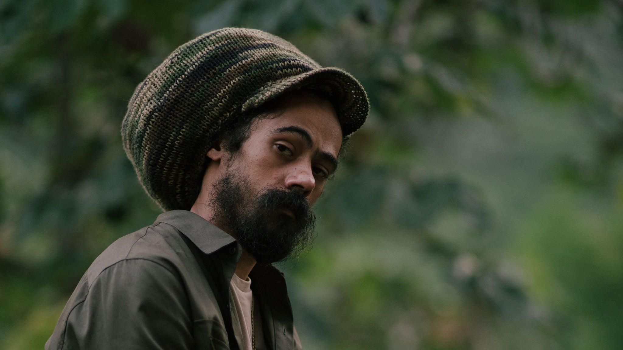 Damian Marley at Jannus Live