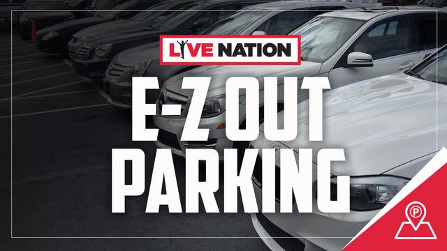 Darien Lake Amphitheater E-Z Out Parking