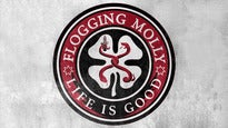 Flogging Molly - Life Is Good Tour