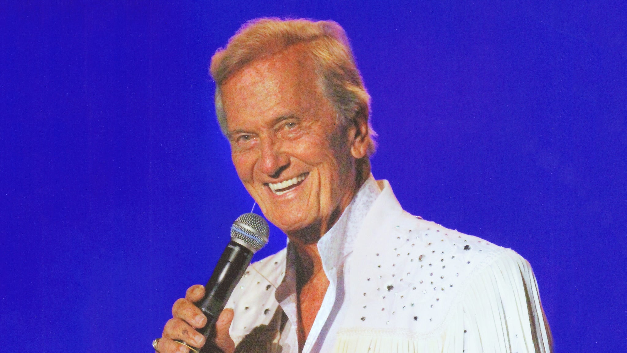 Pat Boone at The Coach House