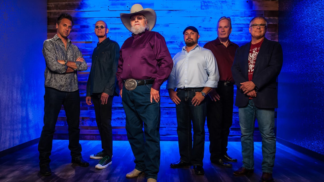 The Charlie Daniels Band at Charleston Municipal Auditorium