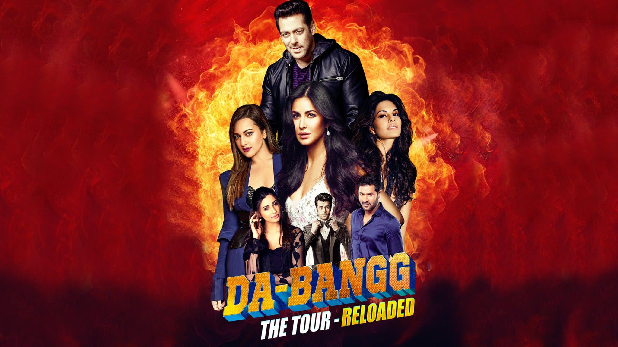 DA-BANGG THE TOUR at Capital One Arena