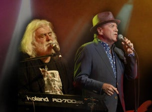 Copyright © Ticketmaster | Glenn Shorrock & Brian Cadd - The Return of the Cisco & Pancho! tickets