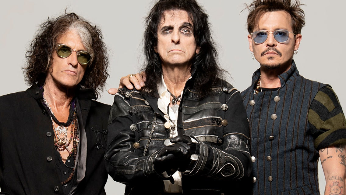 Hollywood Vampires tickets (Copyright © Ticketmaster)
