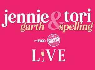 Jennie Garth & Tori Spelling Live: ANight To Remember