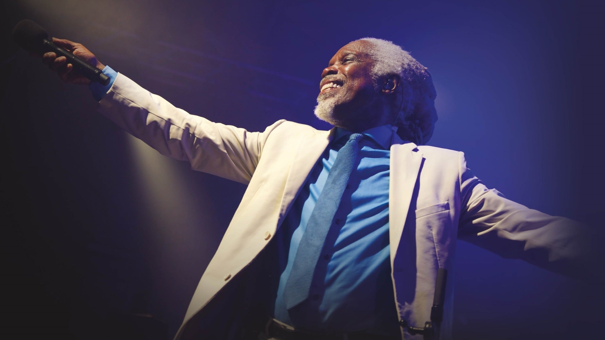 Billy Ocean tickets (Copyright © Ticketmaster)
