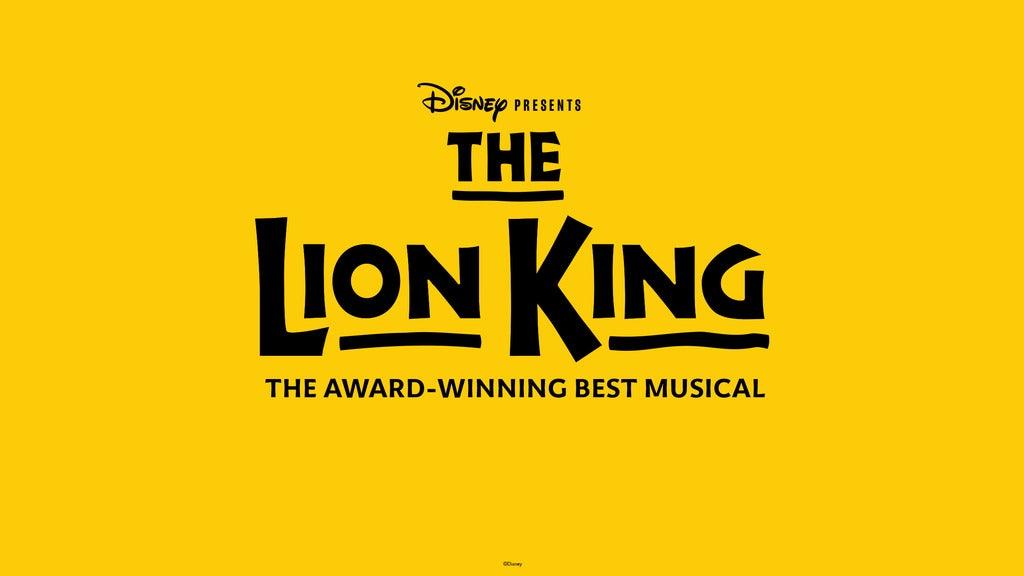 Hotels near The Lion King (New York, NY) Events