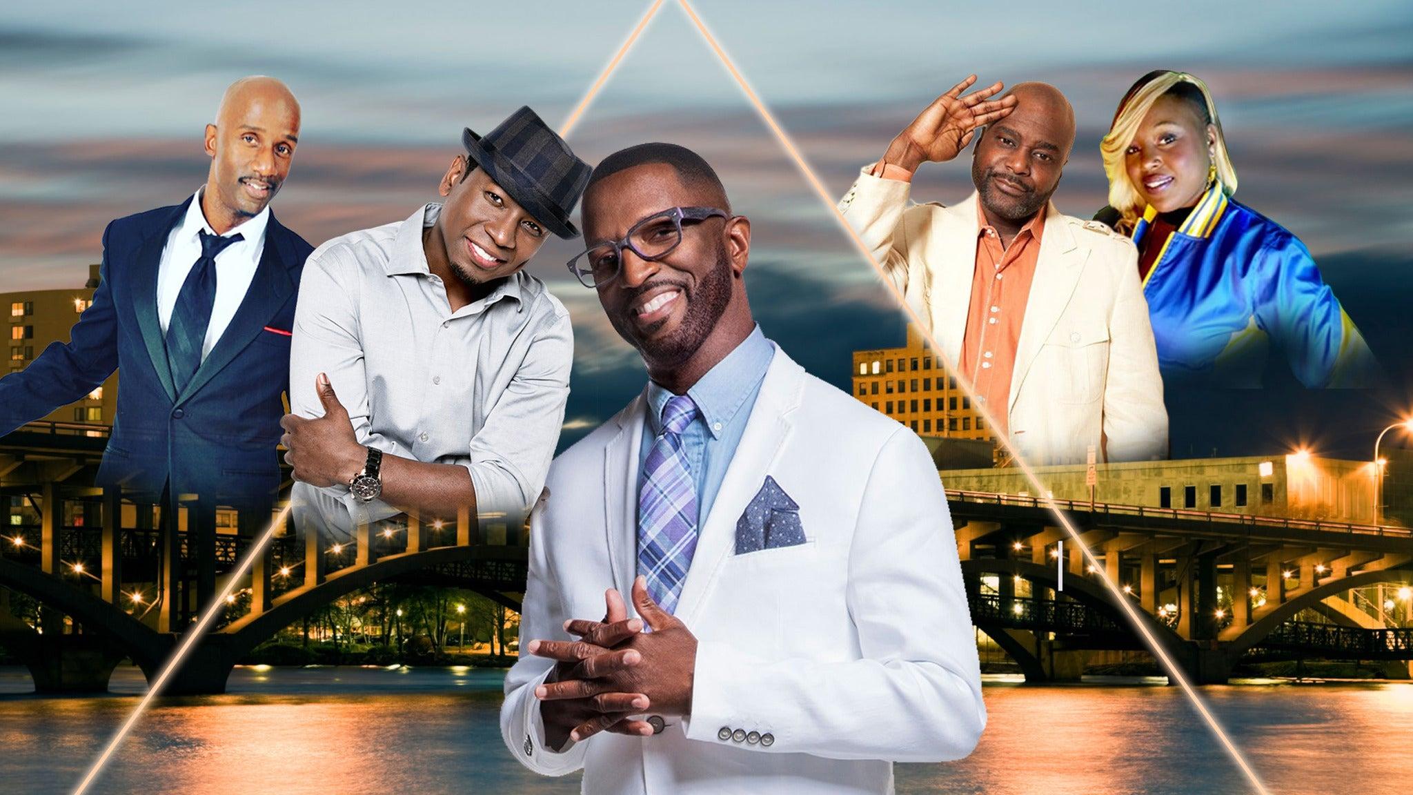 Rockford Laugh-A-Thon at Coronado Performing Arts Center
