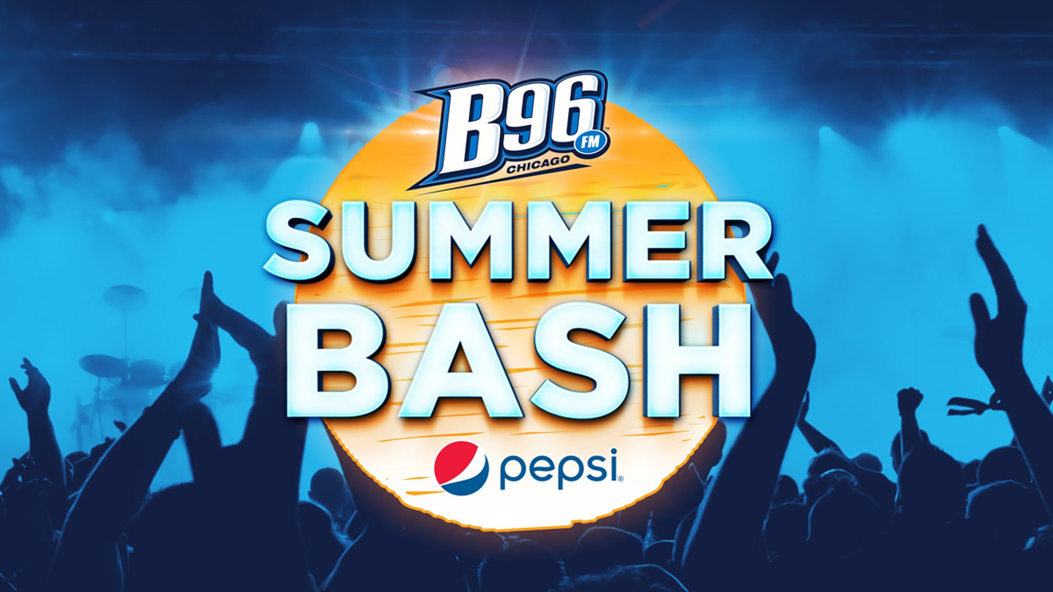 B96 Pepsi Summer Bash at Allstate Arena