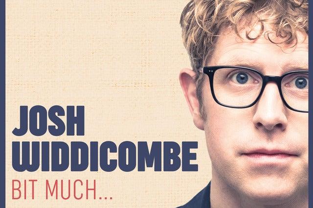 Josh Widdicombe - Bit Much... The Lowry Seating Plan