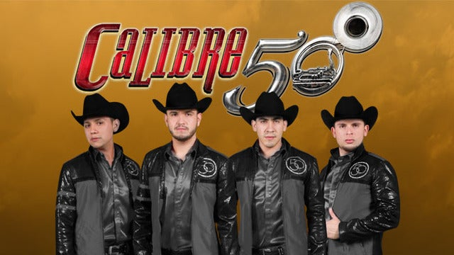 Calibre 50 at Del Mar Fairgrounds
