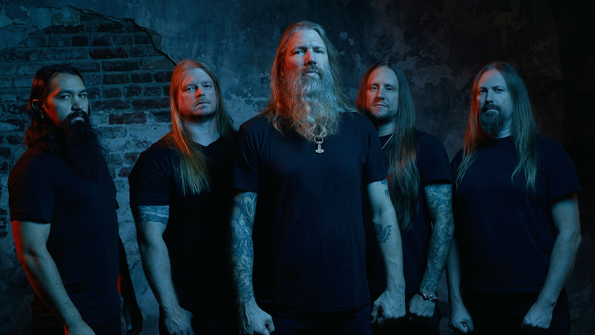 The Noise Presents Amon Amarth: Berserker Tour