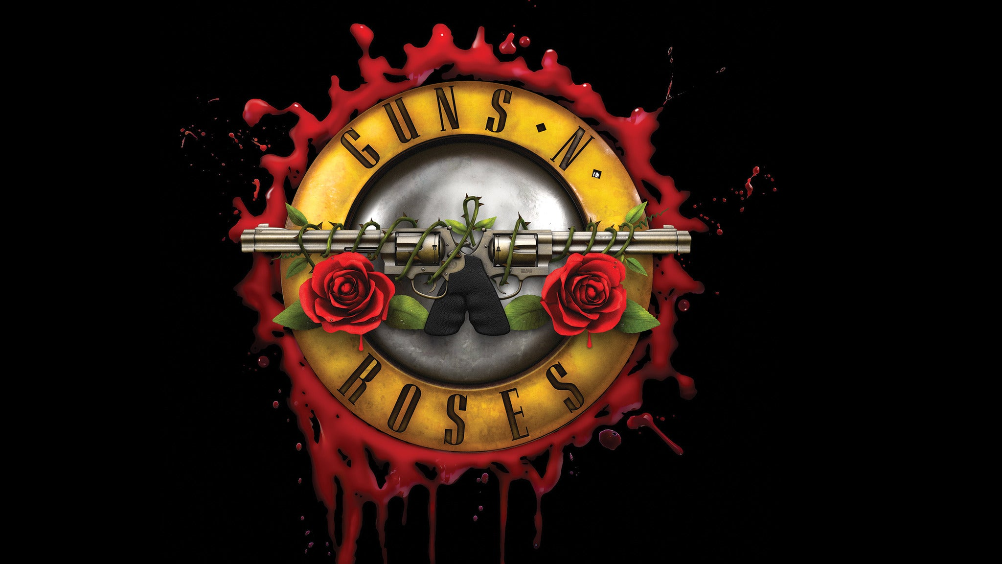 Guns N' Roses at Valley View Casino Center