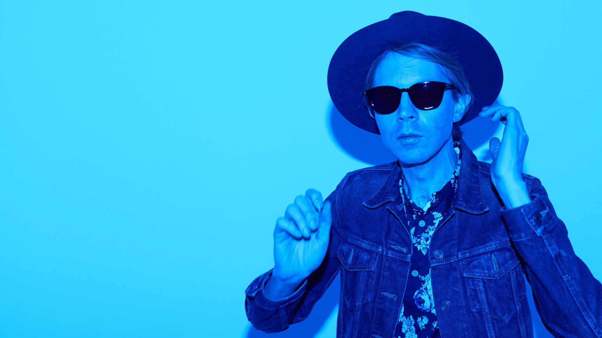 Beck at Greek Theatre-U.C. Berkeley