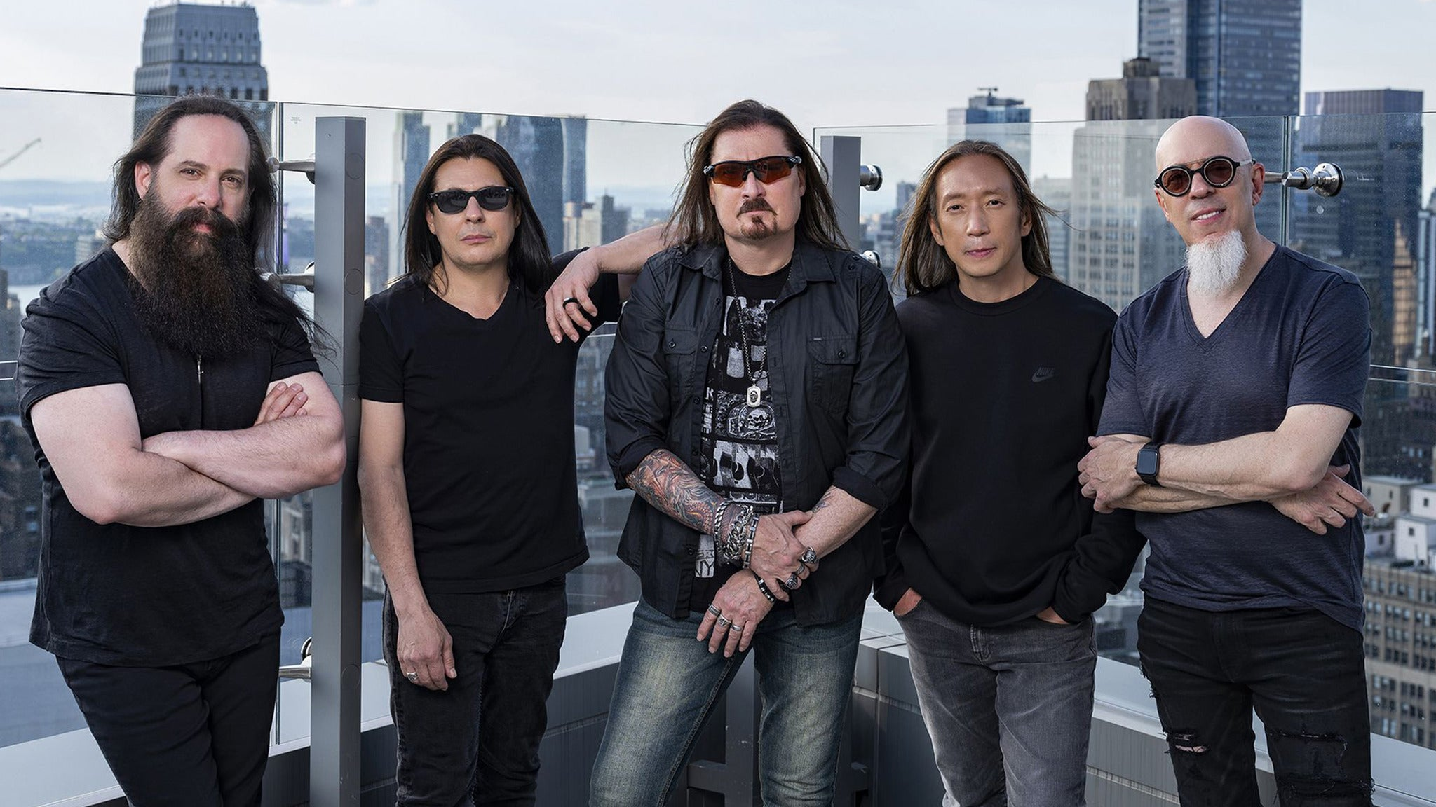 Dream Theater With Special Guest: Arch Echo