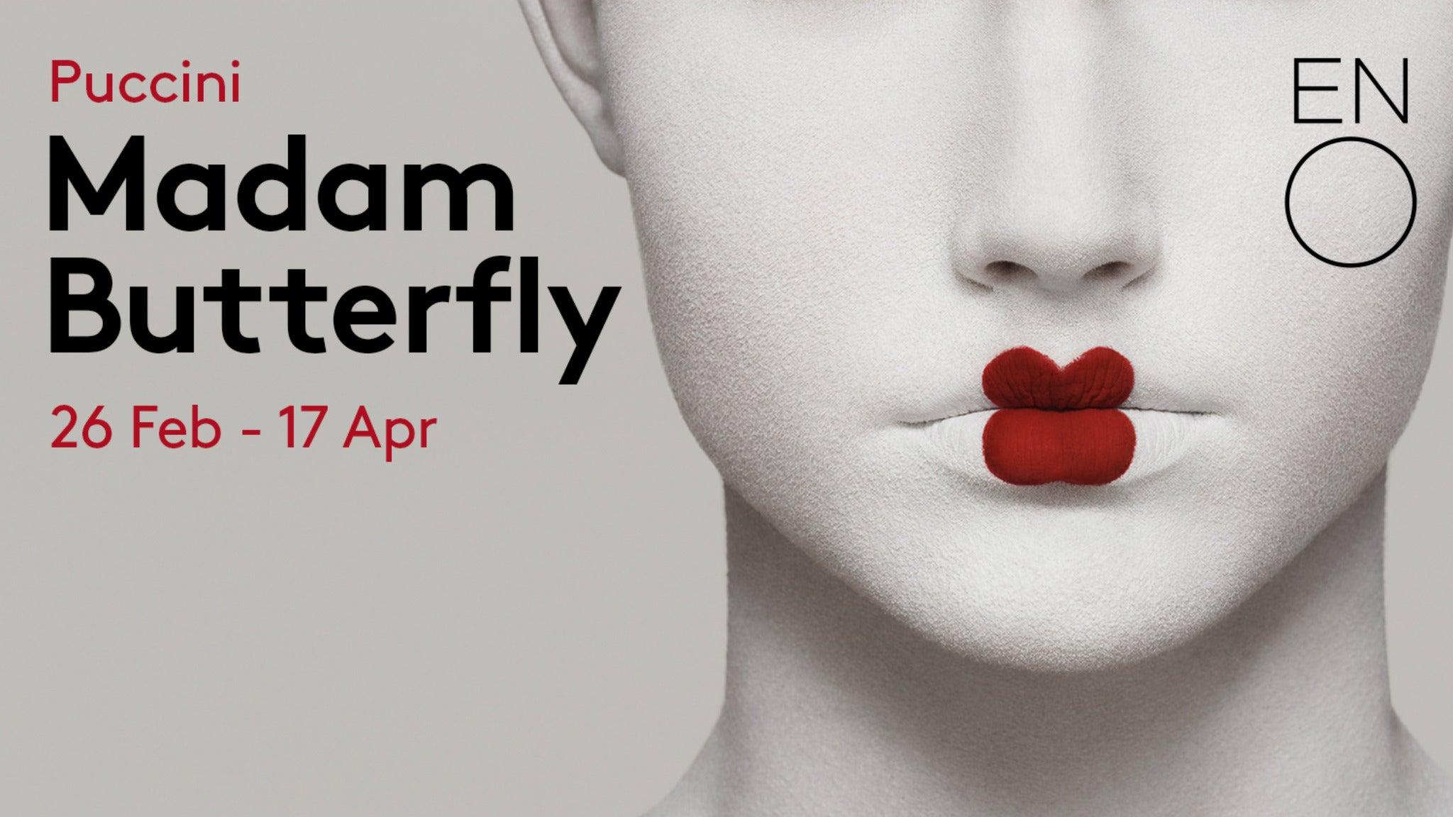 Madam Butterfly - English National Opera