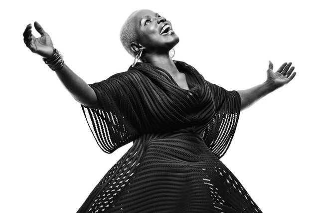 Angélique Kidjo 'Remain in Light' at Carolina Theatre