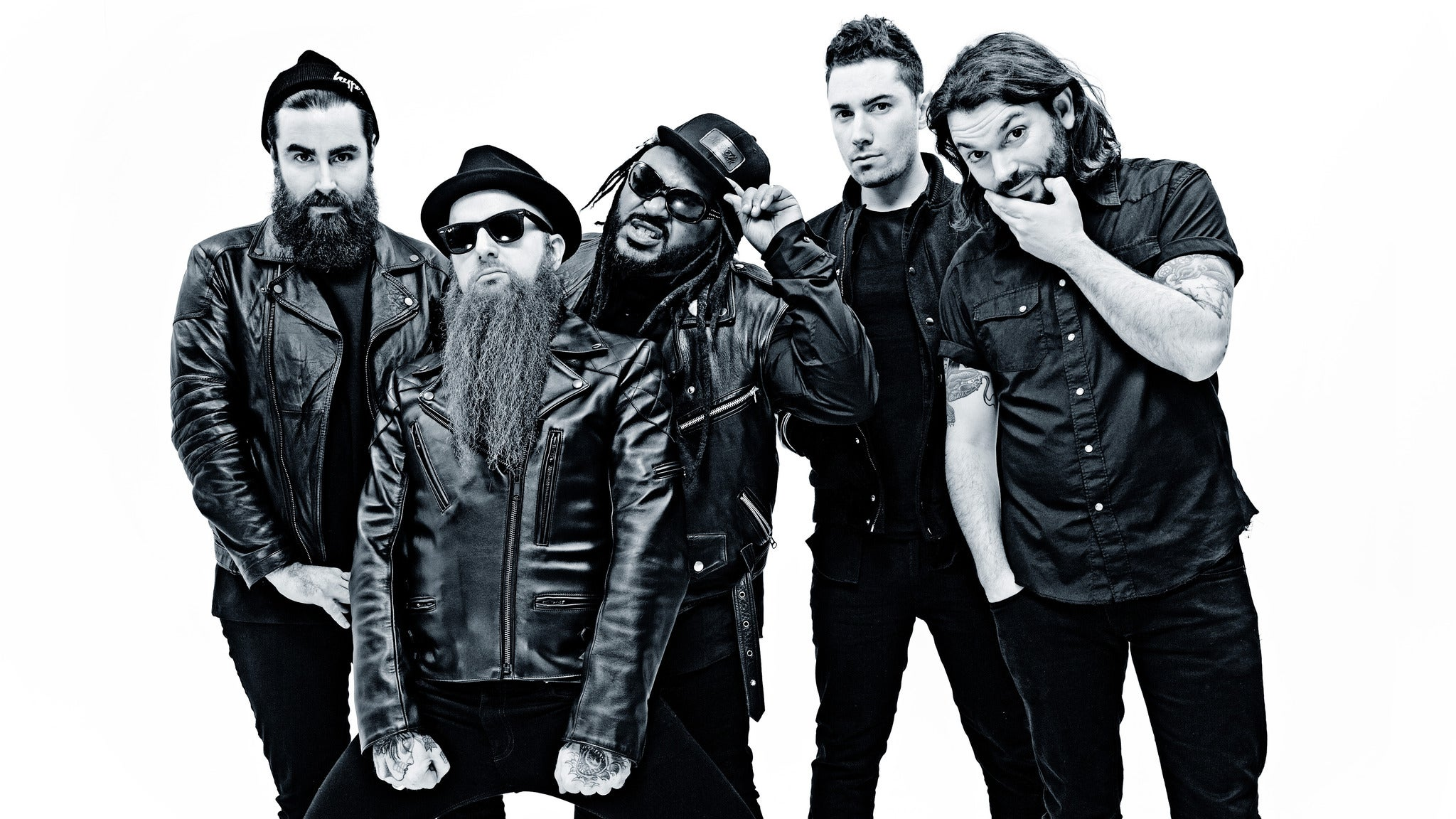 Skindred w/ Sumo Cyco at Intersection - Elevation