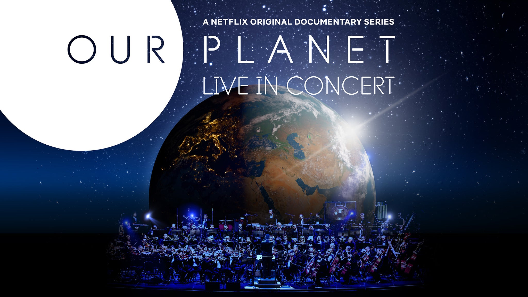 Our Planet Live In Concert tickets (Copyright © Ticketmaster)