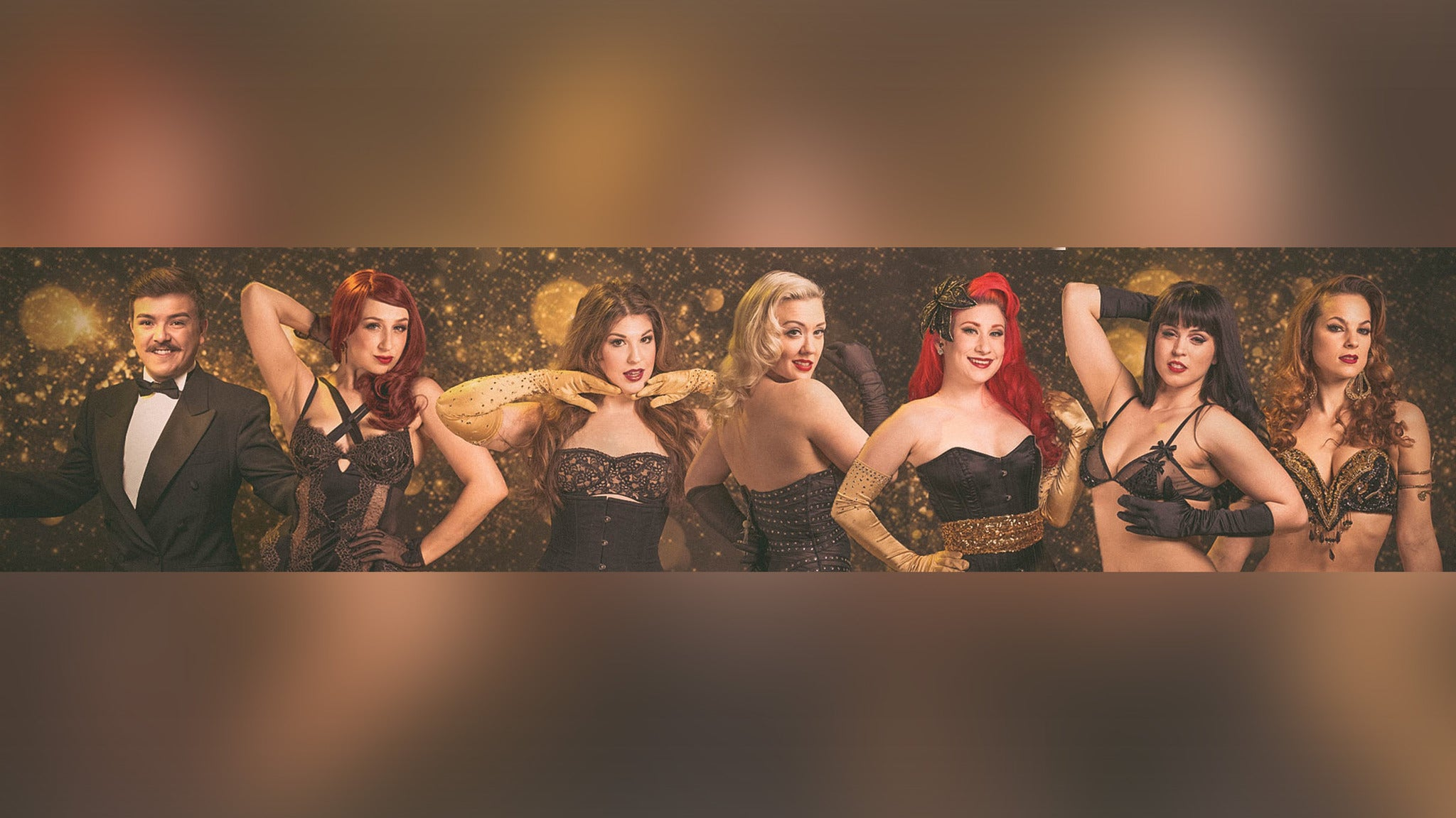 Ruby Revue Burlesque Show at House of Blues Houston