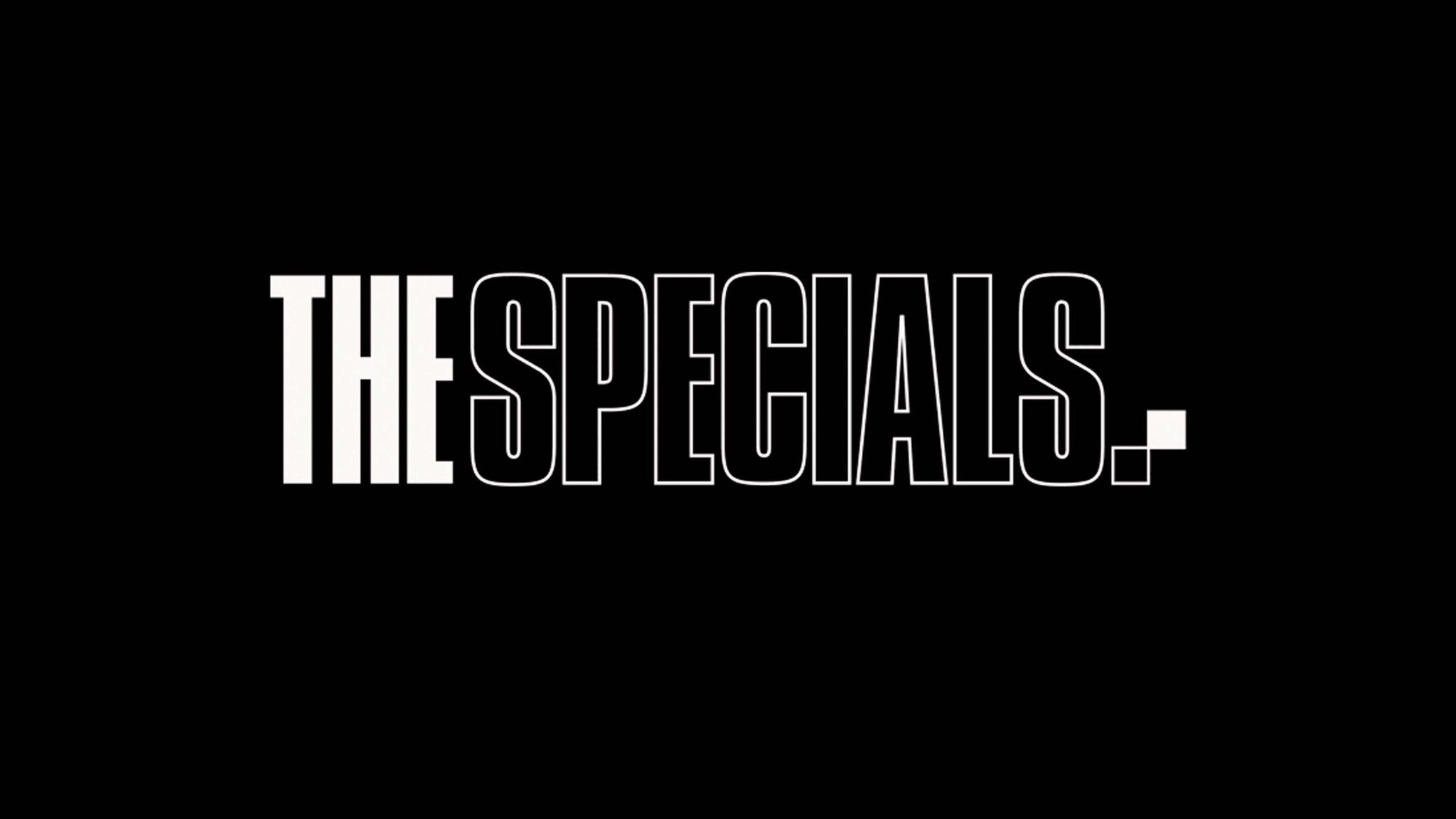 The Specials at Fox Theater - Oakland - Oakland, CA 94612