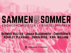 SAMMEN OM SOMMER - Søren Huss & Karl William - AFLYST