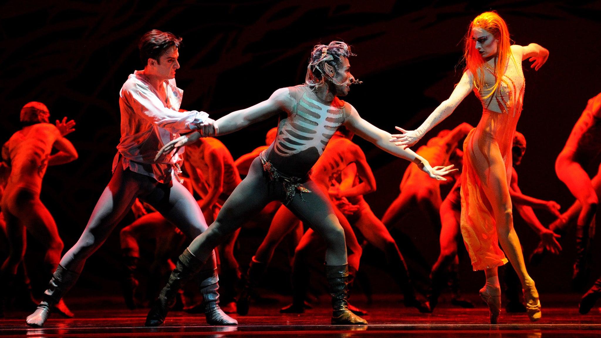 Atlanta Ballet Presents Firebird