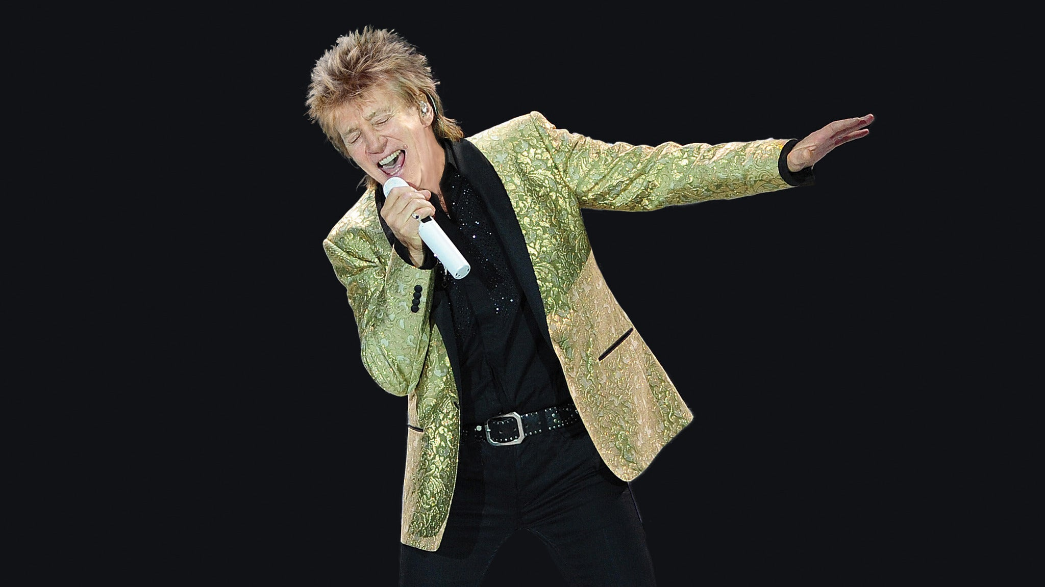 Rod Stewart at Ameris Bank Amphitheatre