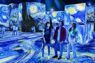 THE LUME Melbourne Presents Van Gogh