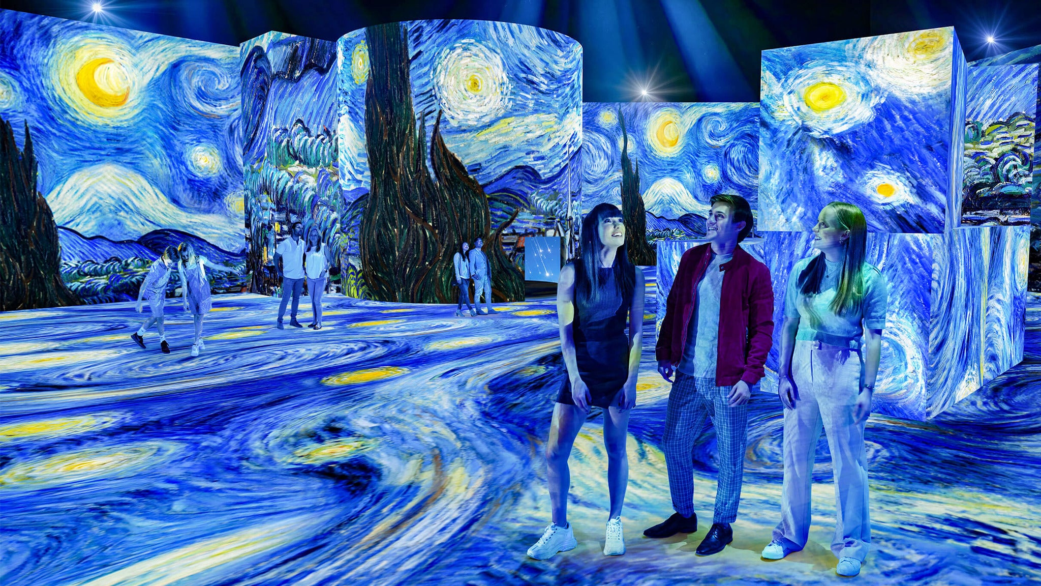 THE LUME Melbourne Presents Van Gogh tickets