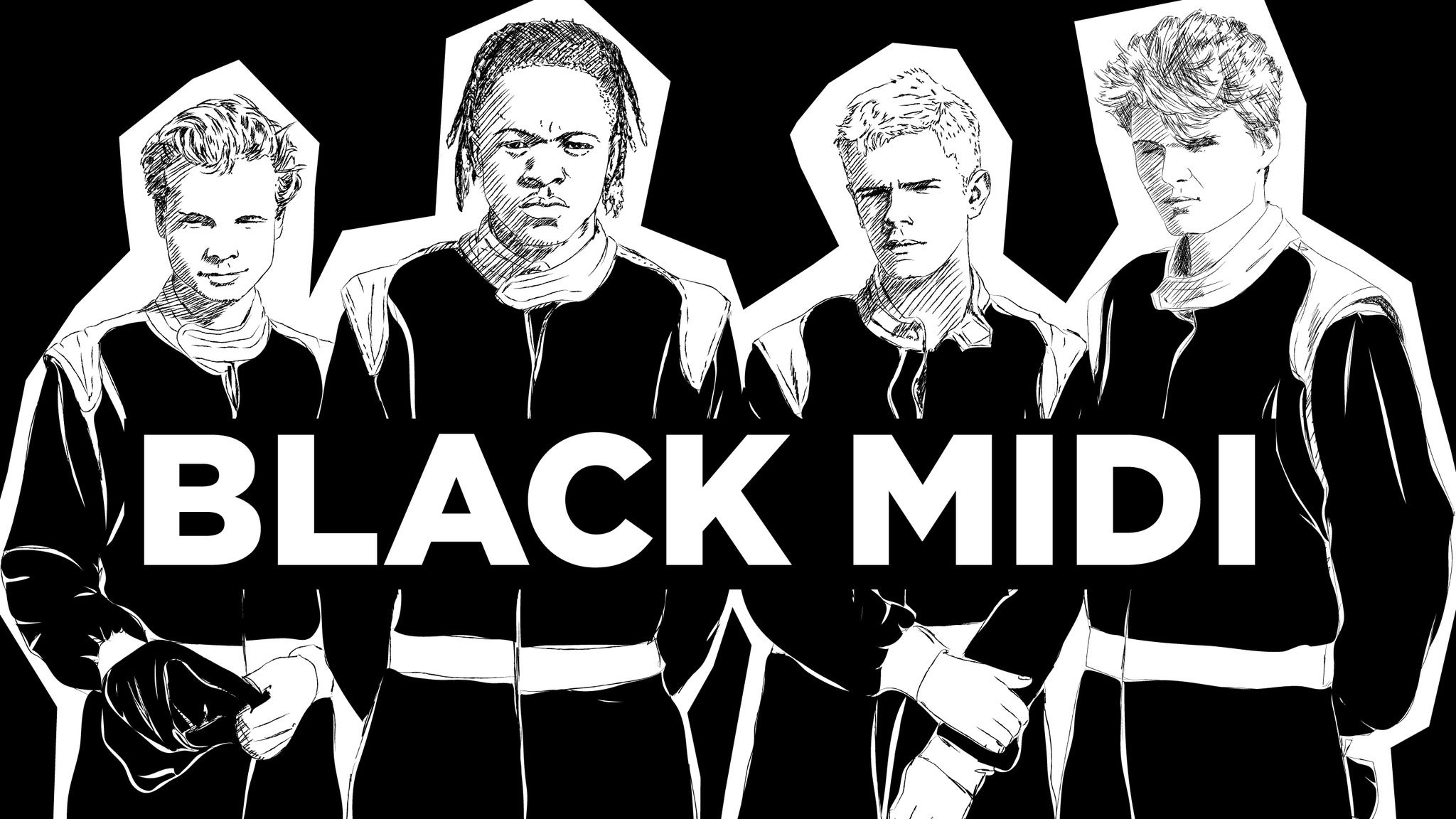 Image used with permission from Ticketmaster | Black Midi tickets
