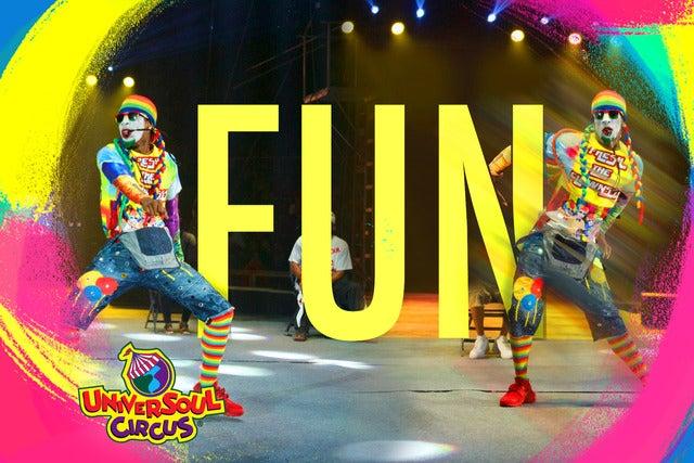 Universoul Circus   Detroit, MI   Chene Park – Universoul Circus   September 13, 2017