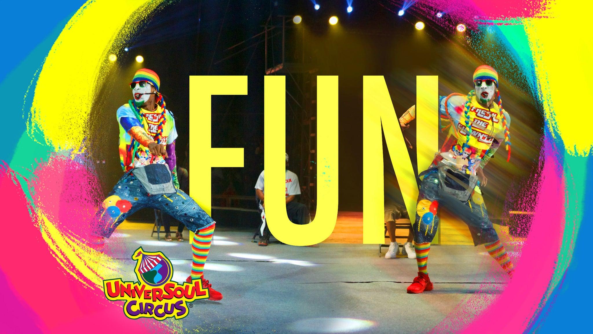 UniverSoul Circus at Washington Park