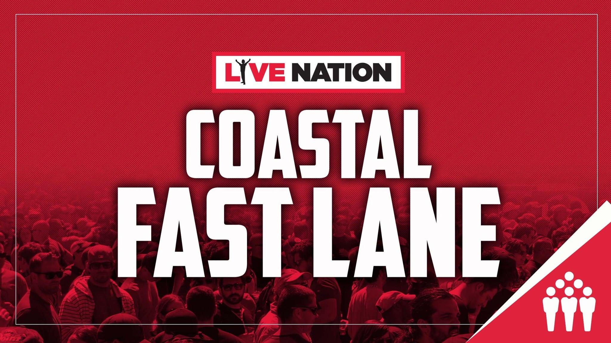 Coastal Fast Lane Access: Dave Matthews Band