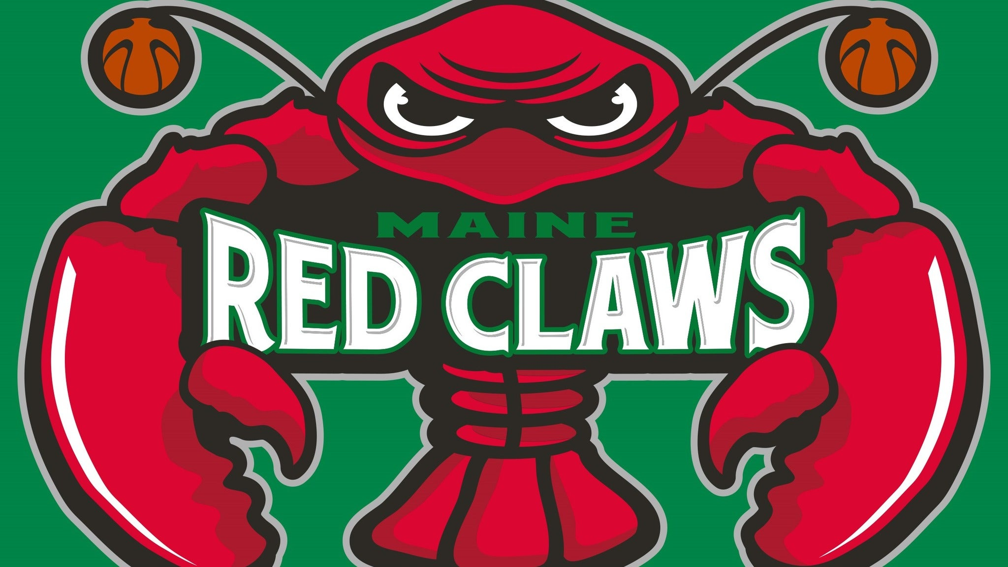 Maine Red Claws vs. Erie Bayhawks at Portland Expo - Portland, ME 04102
