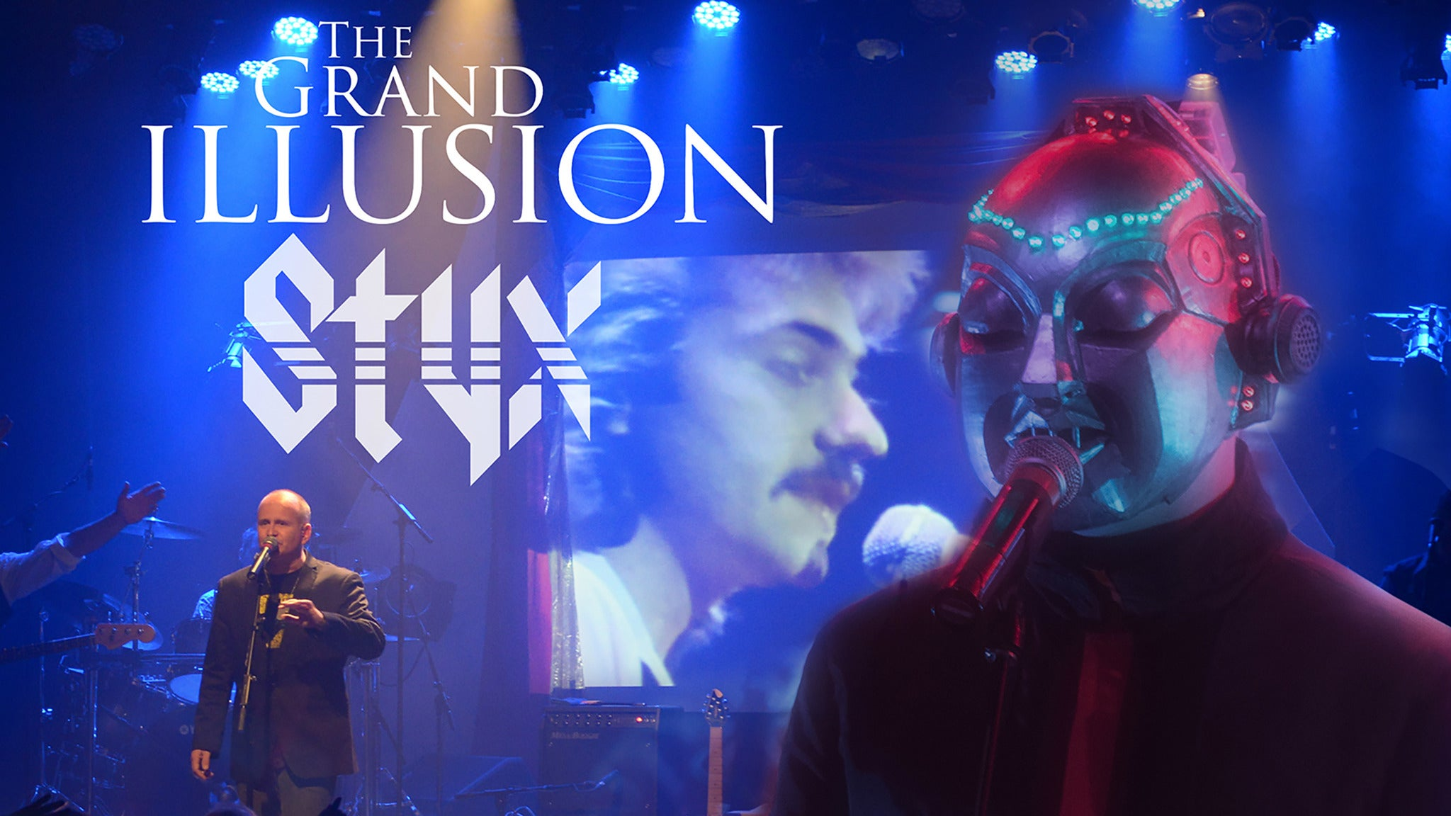 Copyright © Ticketmaster | The grand illusion Styx tickets