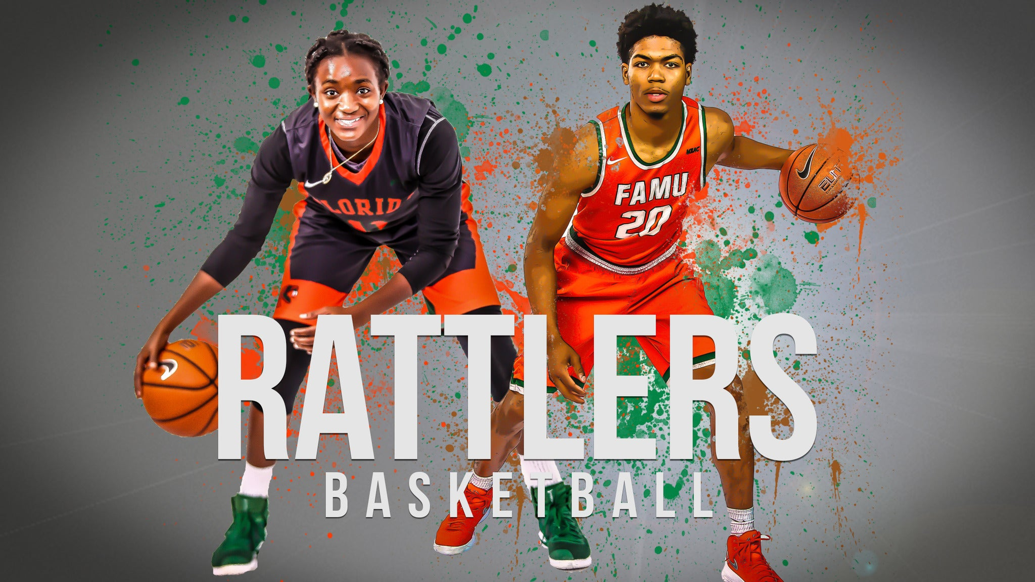 Florida A&M Rattlers Mens Basketball
