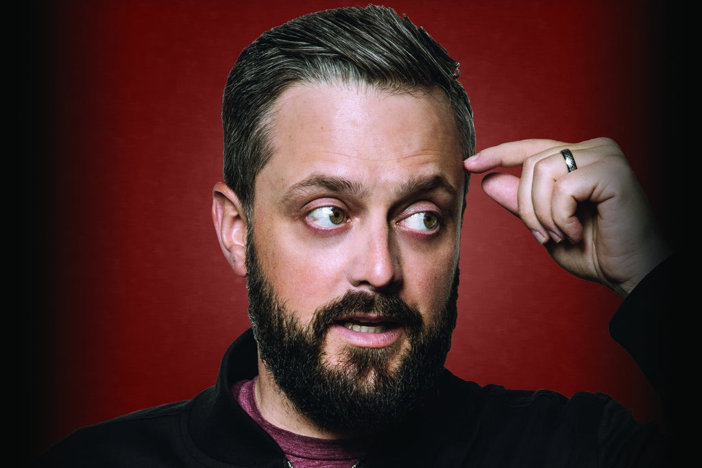 NY Comedy Festival Presents Nate Bargatze: Good Problem To Have Tour