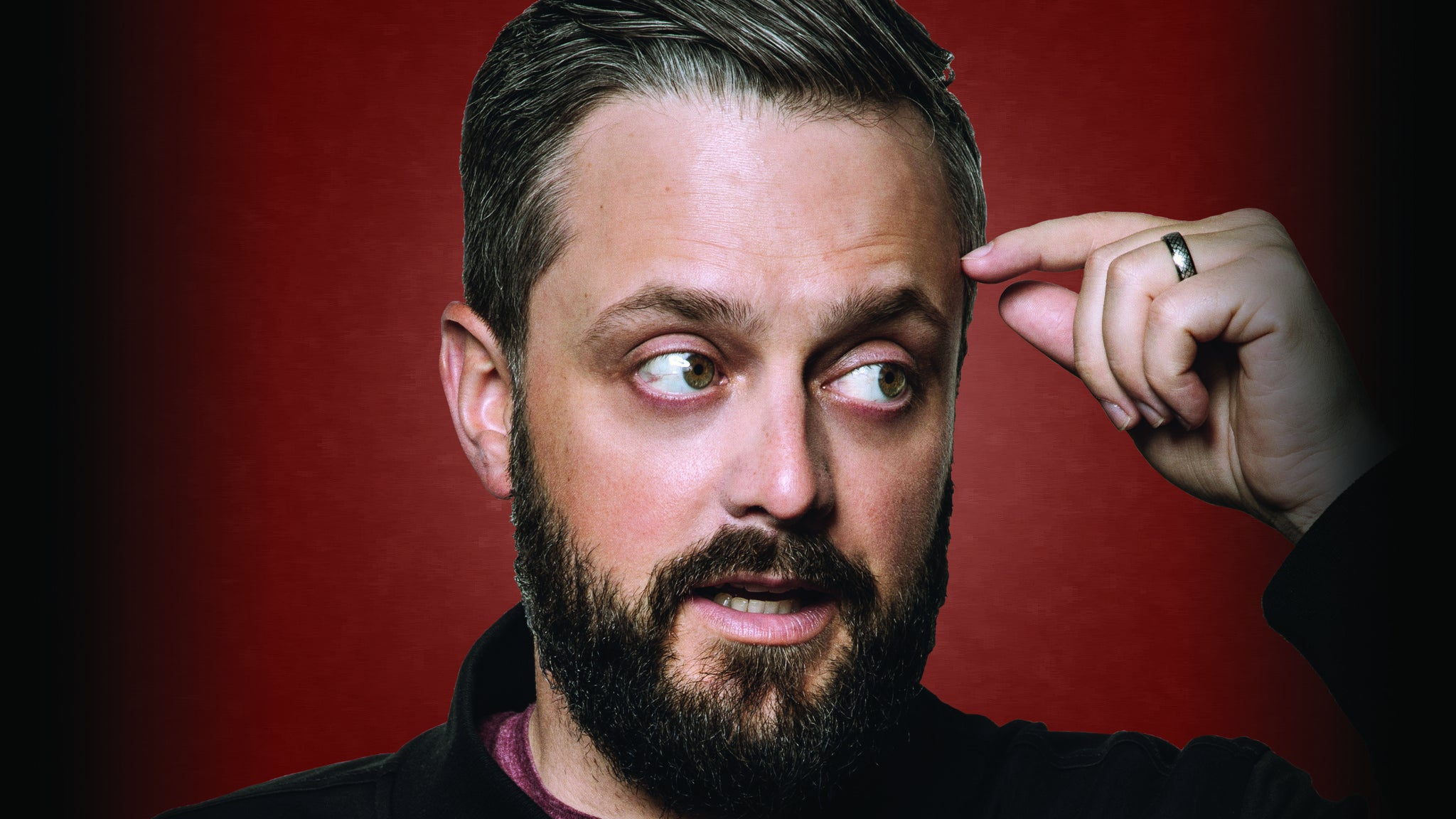 Nate Bargatze at Warner Theatre- CT - Torrington, CT 06790